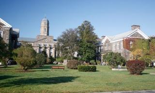 Dalhousie's Studley Campus