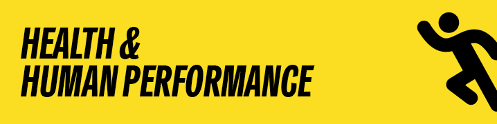 Preview the School of Health and Human Performance!