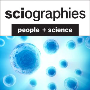 Sciographies: People + Science podcast from the Faculty of Science