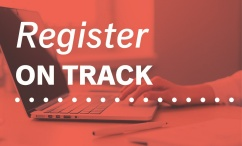 Web Button_Register on Track