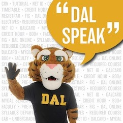 Dal Speak Ad component