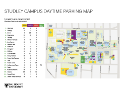 Studley Daytime Parking Map