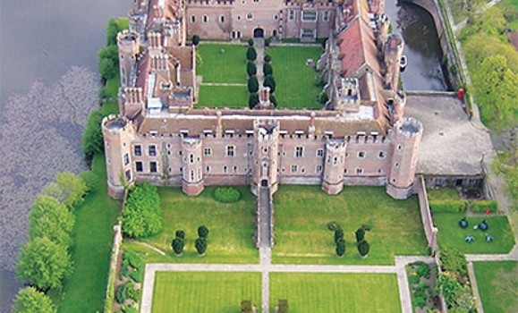 Bader International Study Centre - Herstmonceux Castle