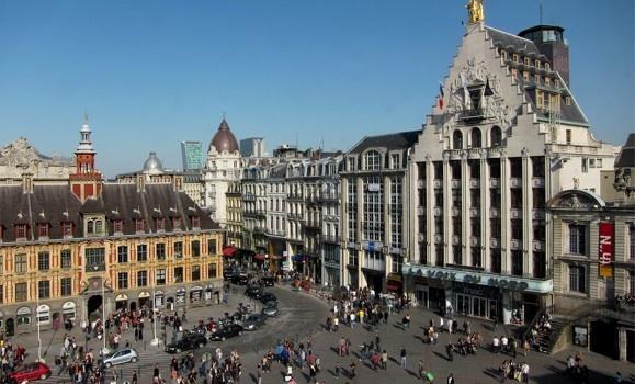 L'Institute d'Etudes Politiques de Lille 1
