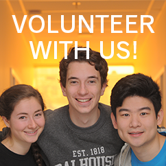 Volunteer with the International Centre
