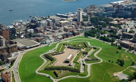 Halifax citadel aerial_579x350