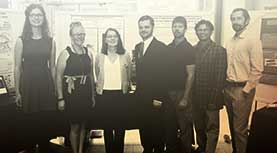 Student and faculty researchers