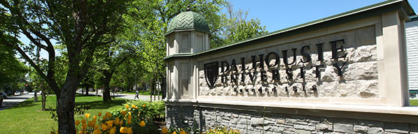 Dalhousie University gate
