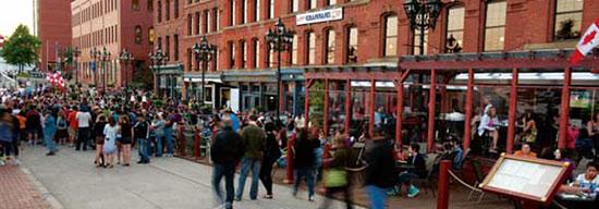 Saint John Market Square