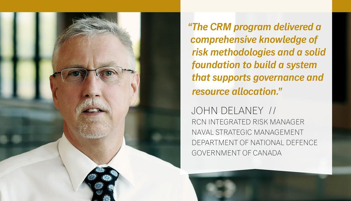 Canadian Risk Assessment Testimonial