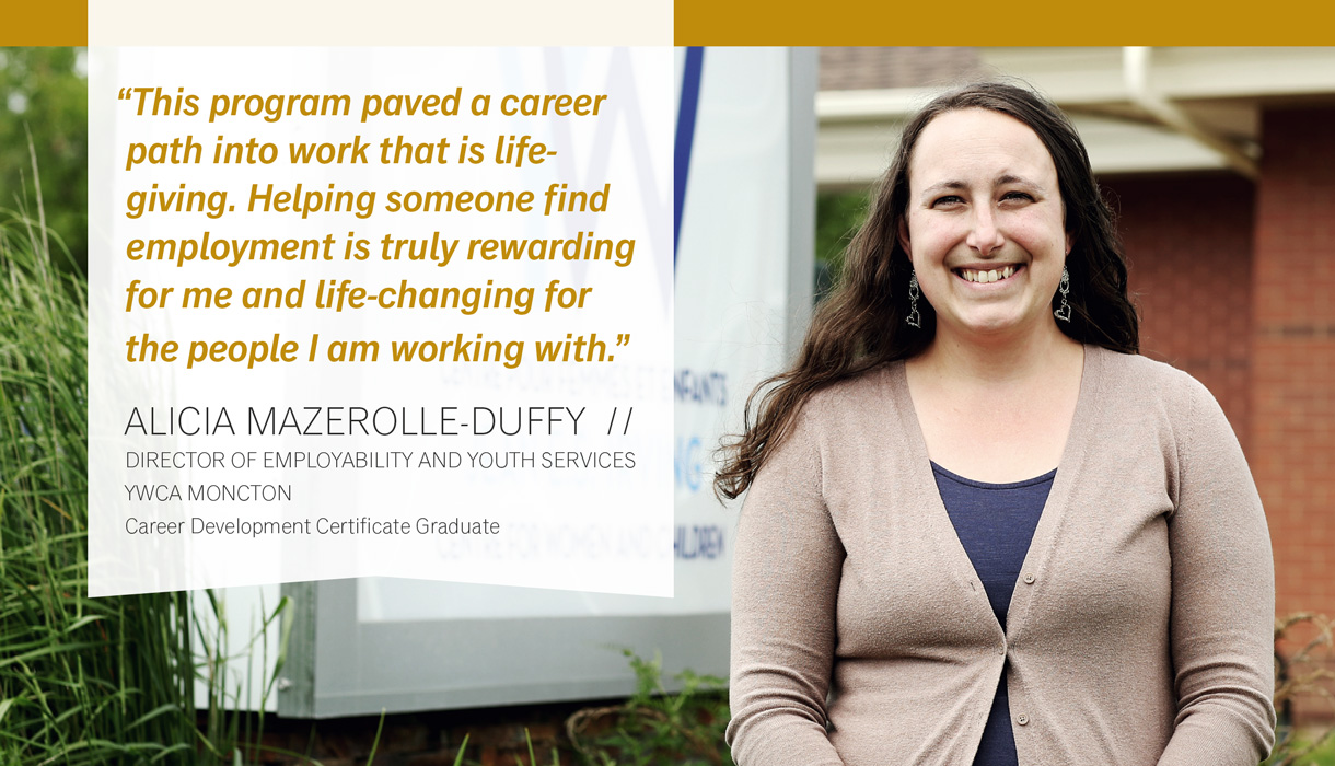 Career Development Testimonial