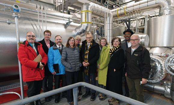 A (bio)massive achievement: New Ag Campus energy plant a