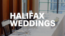 Halifax Weddings