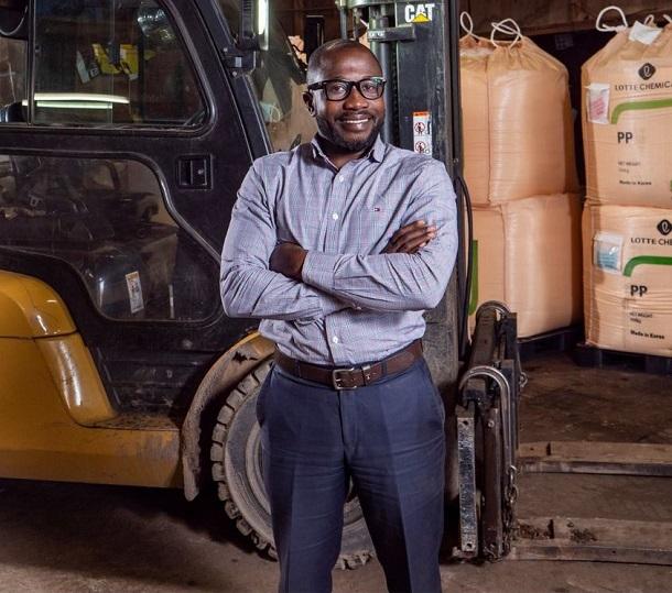 Dr. Ernest Korankye, Founder and CEO, Asante Logistics Group
