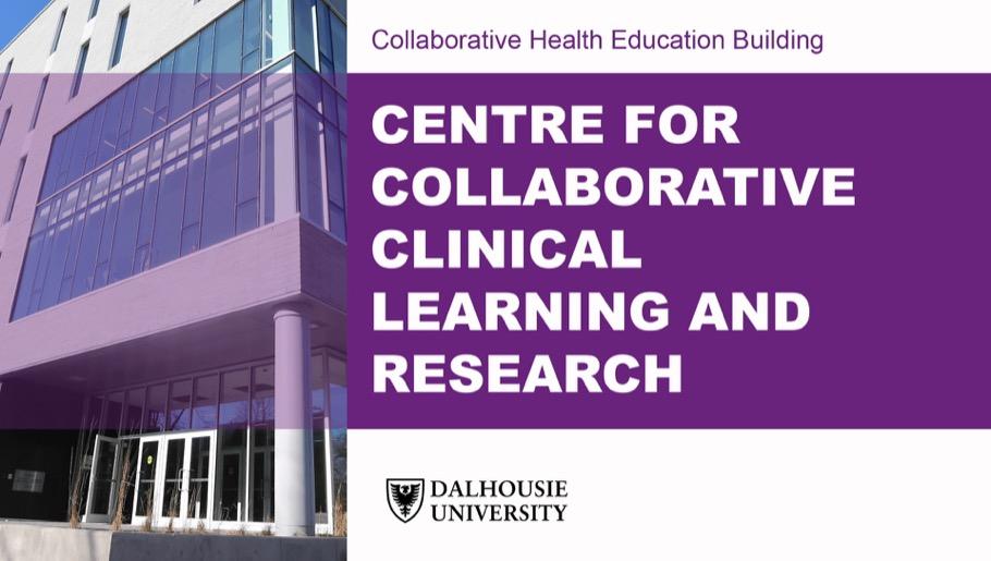 Collaborative Health Education Building exterior