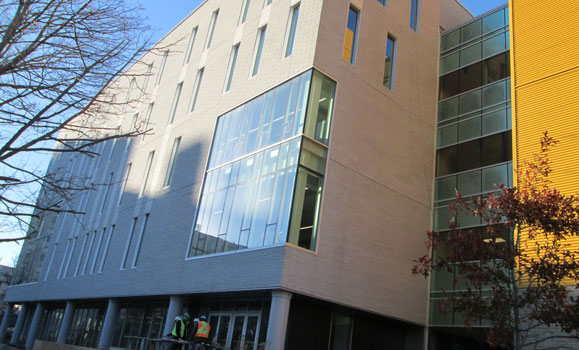 Collaborative Teaching Building Unm ~ Collaborative health education building opens december