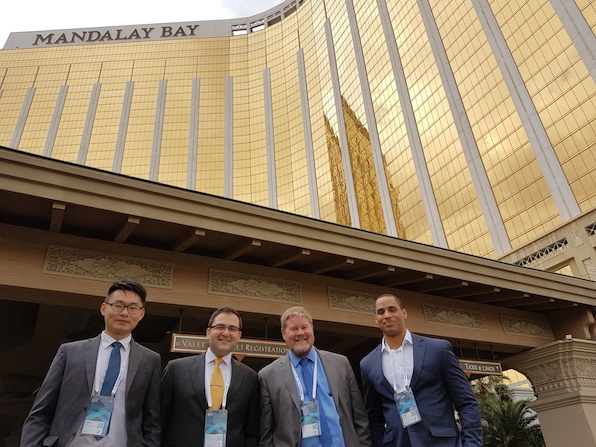 Primer ministro cubrir inquilino  MBA students hit the jackpot in Las Vegas at IBM conference - Faculty of  Management - Dalhousie University