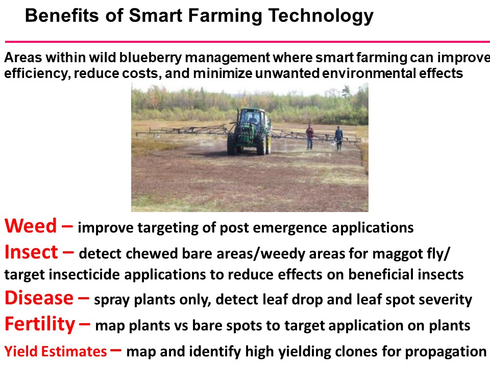 Dr  David Yarborough - Precision Agriculture Research