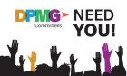 We need you! Volunteer for the DPMG.
