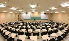 Cox Institute modern lecture theatre