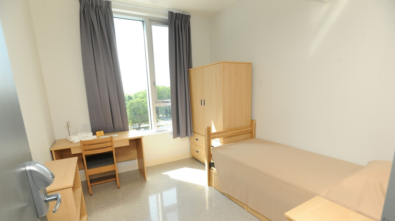 LeMarchant Place single room