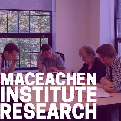 MacEachen Institute Research