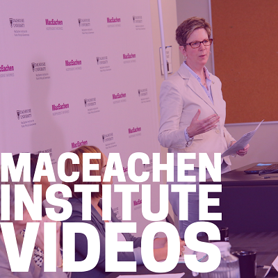 MacEachen Institute Videos