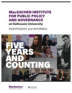 MacEachen Institute Promotional Brochure 2019