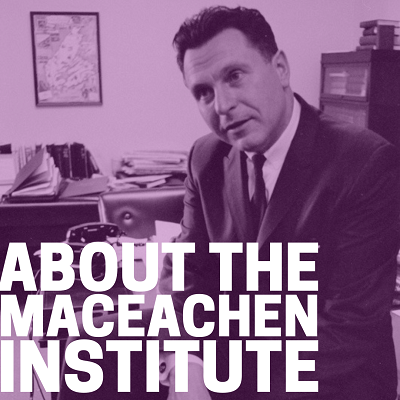 About the MacEachen Institute for Public Policy and Governance