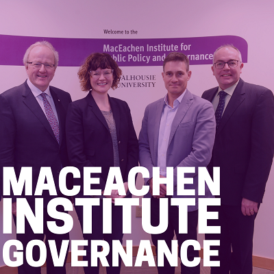 MacEachen Institute Governance