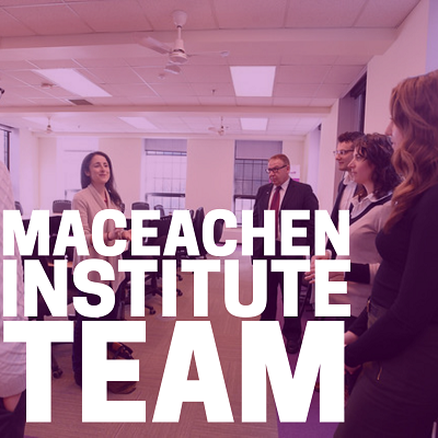 MacEachen Institute Team (Staff)