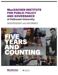 MacEachen Institute Promotional Brochure 2019