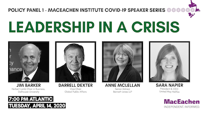 Leadership Panel Events Page