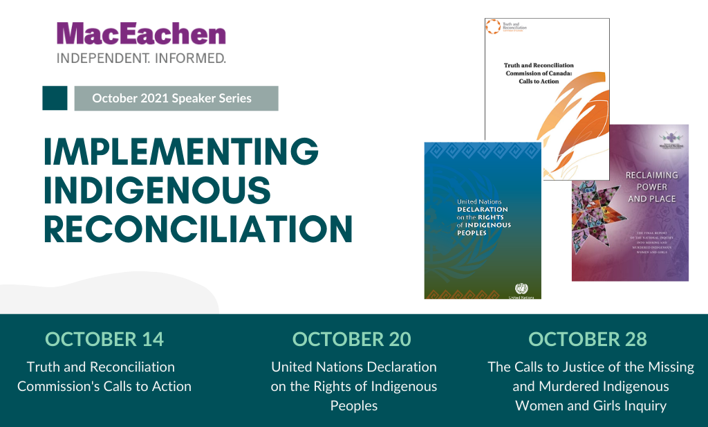 The Future of Long-Term Care in Canada: An Event Held in Commemoration of the Late Honourable Allan J. MacEachen's Birth