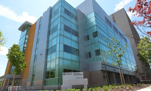 A modern building in Halifax that houses the OCIE team