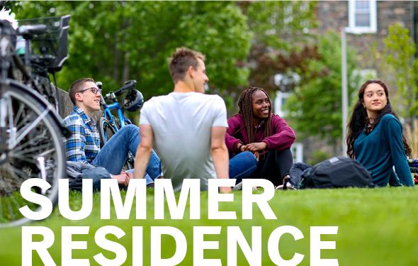 Summer Residence Web Banner 2020
