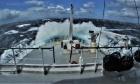 Across the North Atlantic with the Go‑Ship ocean survey