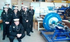 Sea Cadets visit the CERC Lab