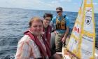Dalhousie's Autonomous Sailboat Recovered from Ireland