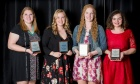Contribution to Student Life Recognized at Faculty of Agriculture Graduation Banquet
