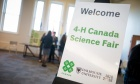 4‑H Canada Science Fair Final stop on Campus