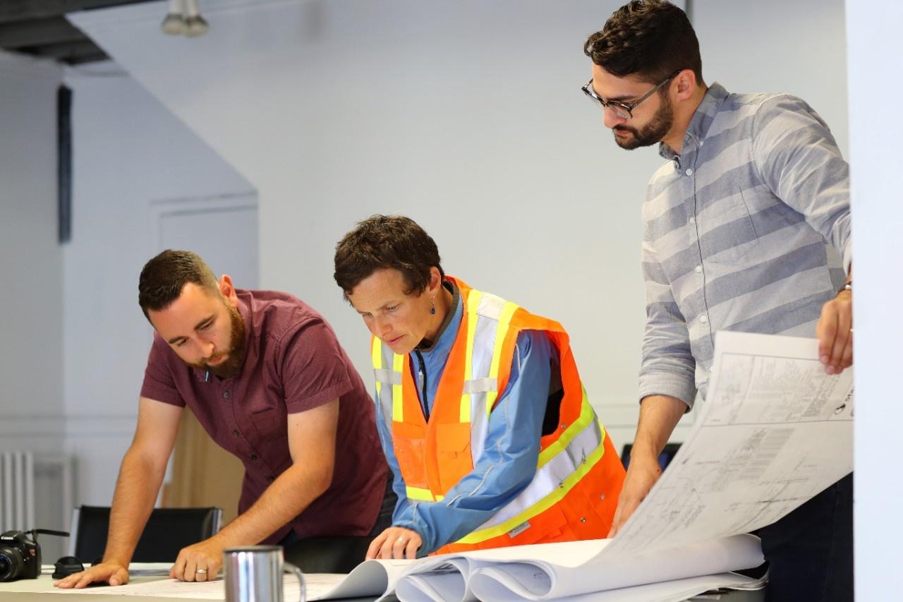 Ben Lemphers: Internship, Argyle Street Redesign Project, Halifax Regional Municipaity