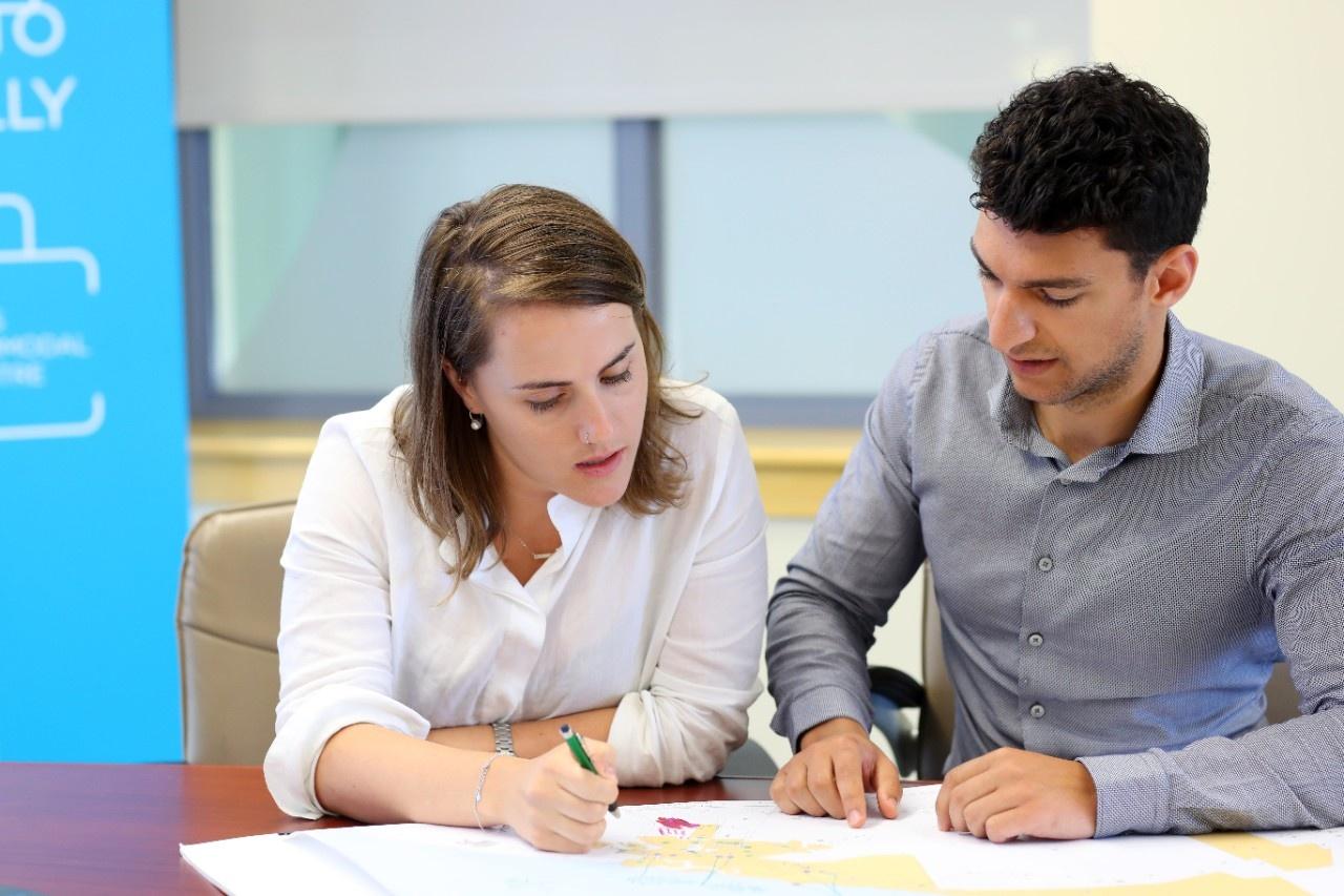 Hailey Winder and Chris Markides: Internship, Halifax Regional Municipality