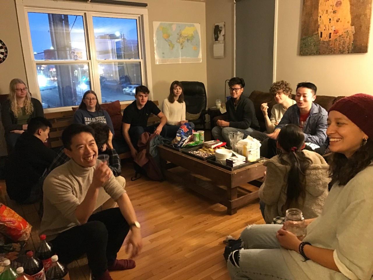 Dumpling party 2020 (photo 13)
