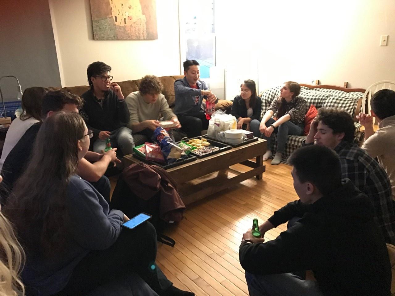 Dumpling party 2020 (photo 12)