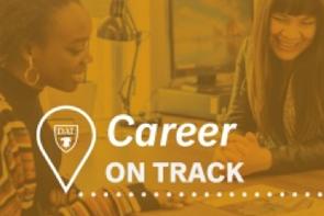 Career on track
