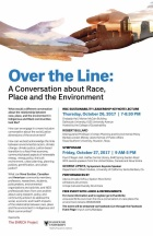 Over the Line: A conversation about Race, Place, and Environment