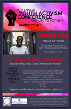 Youth Activism Conference