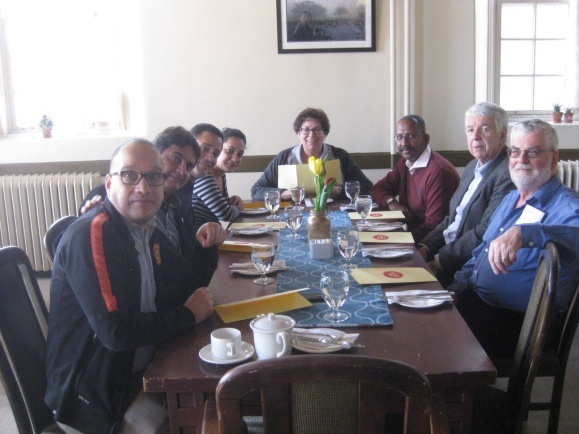 IDS Welcomes Carlos Rodrigues Diaz, Member of Cuba's National Assembly