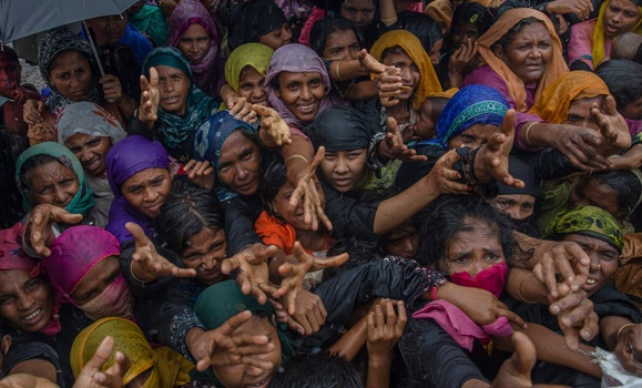 IDS Researcher Patrick Balazo Featured on the Crisis in Myanmar